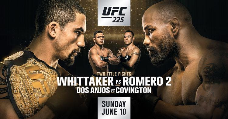 UFC 225 Aftermath