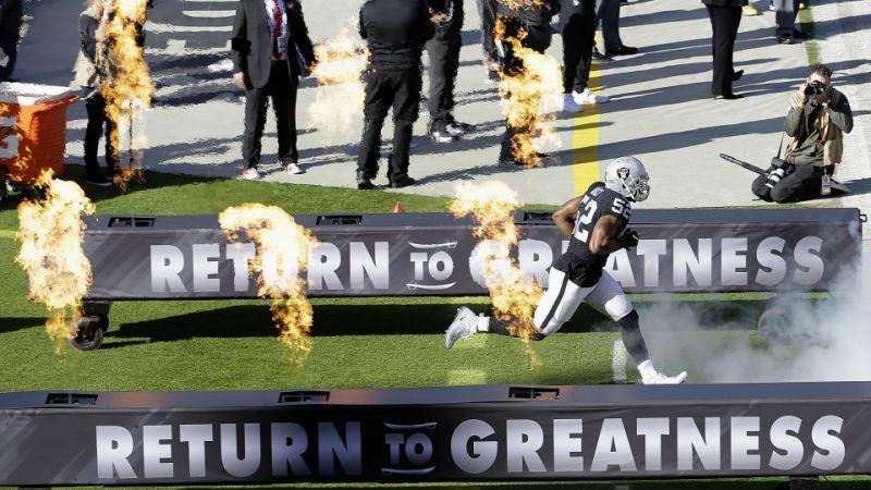 Raiders 2018 SeasonPreview