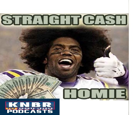 Straight Cash NFL Divisional Playoffs Betting Podcast on KNBR680