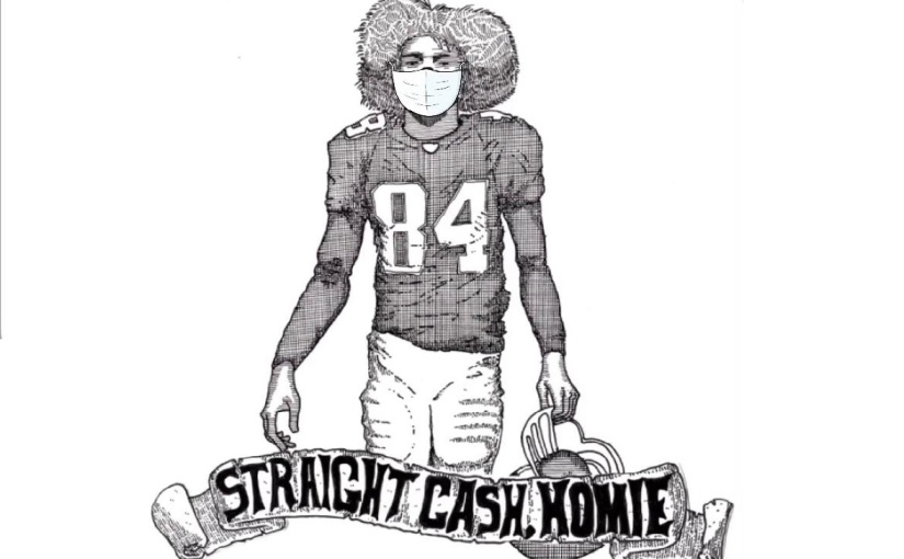 Straight Cash 2020 NFL Betting Podcast Week 8!